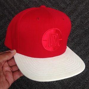 Los Angeles Clippers Adjustable Caps LA